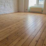 plancher bois rénové à quimper