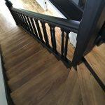 escalier bois et nois